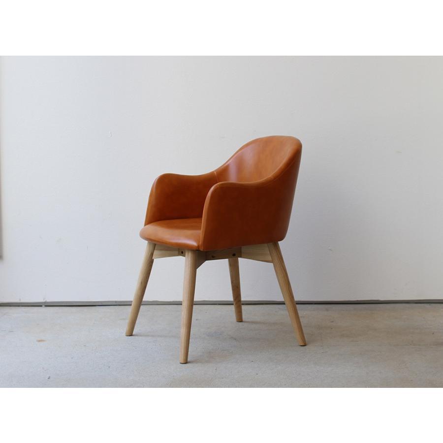 カラメリダイニングチェア 椅子 KRM-010 DB CA Karameri dining chair 東谷 room essence|3244p|06