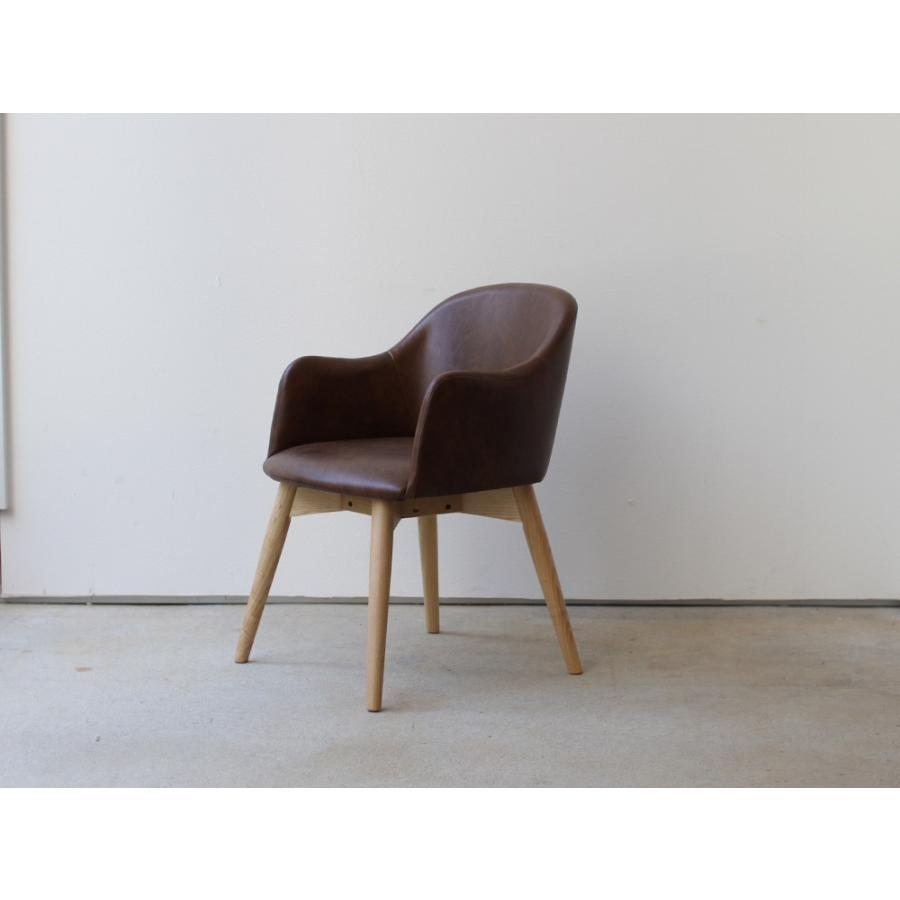 カラメリダイニングチェア 椅子 KRM-010 DB CA Karameri dining chair 東谷 room essence|3244p|07