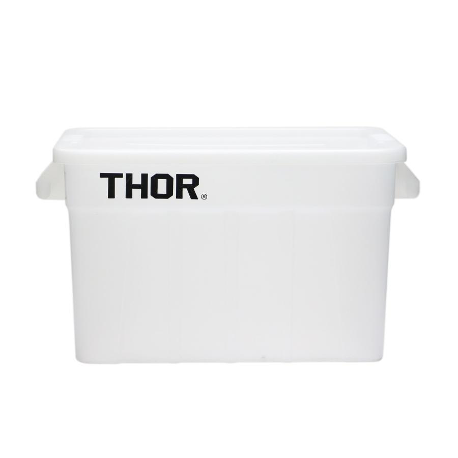 """大幅にプライスダウン Thor Large Totes 大好評です With Lid""""75L GY OL BK 75L CL"""" ソーラージトートウィズリッド CO"""