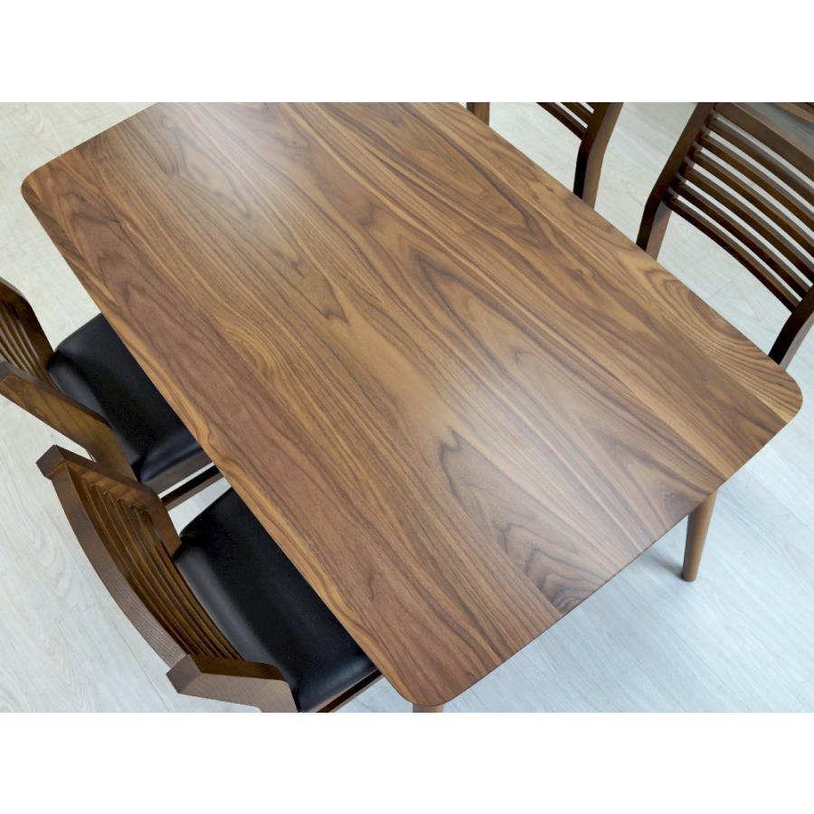 ダイニングテーブル トムテ 2〜4名用 木製 TAC-242WAL W120cm 東谷(azumaya) tomte 3244p 11