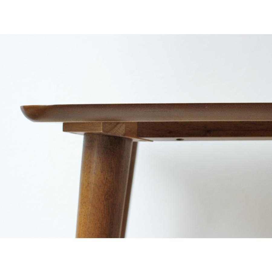 ダイニングテーブル トムテ 2〜4名用 木製 TAC-242WAL W120cm 東谷(azumaya) tomte 3244p 18