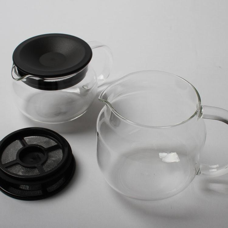 KINTO ガラスポット ワンタッチティーポット 450ml|3244p|07