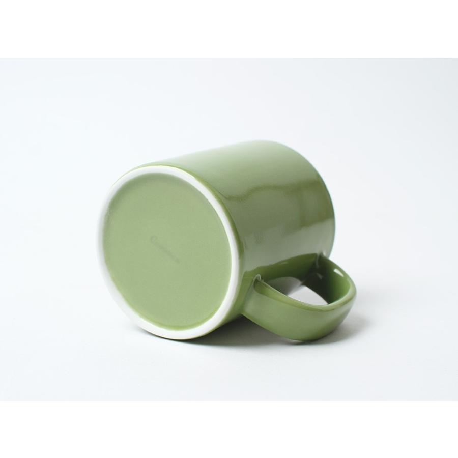 Common マグ 330ml マグカップ 西海陶器 SAIKAI WH GY YE NV RD GR|3244p|13