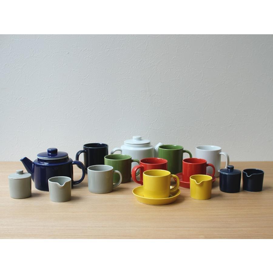 Common マグ 330ml マグカップ 西海陶器 SAIKAI WH GY YE NV RD GR|3244p|21