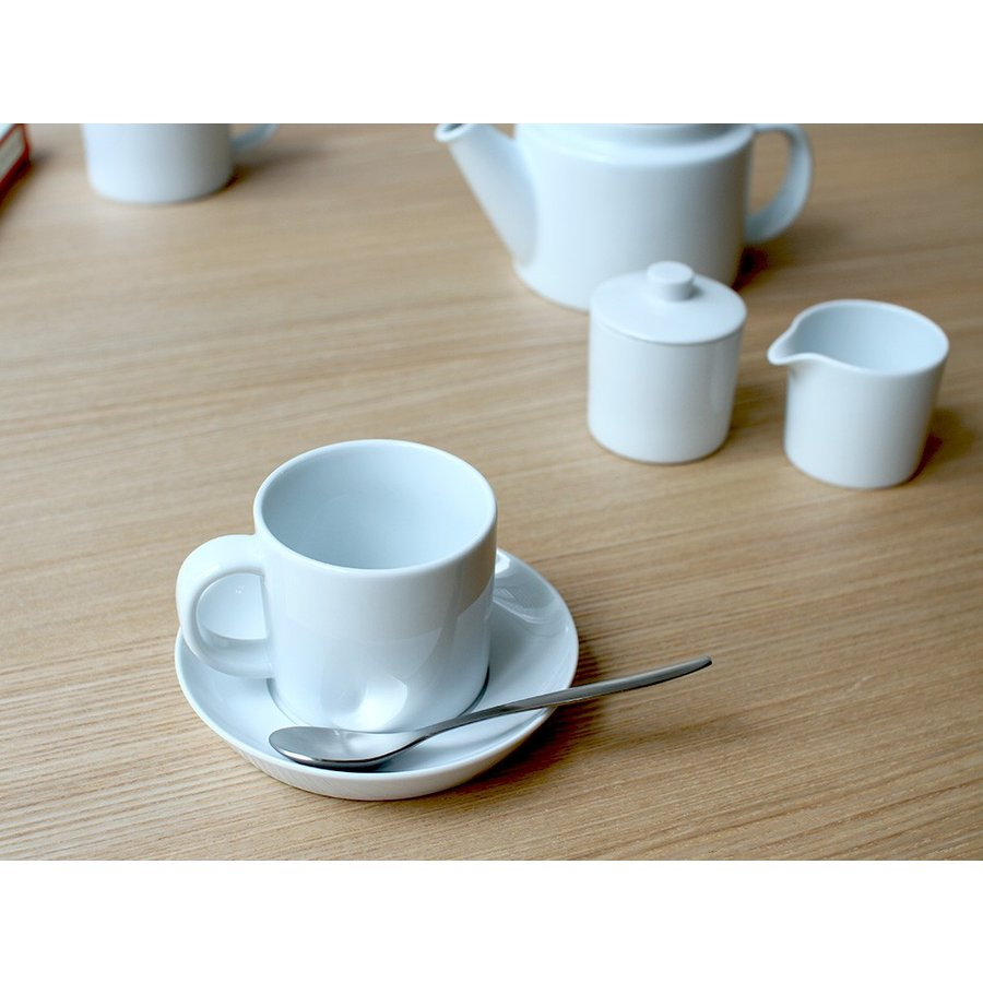 Common コーヒーC&S 180ml カップ ソーサー セット 西海陶器 SAIKAI WH GY YE NV RD GR|3244p|14
