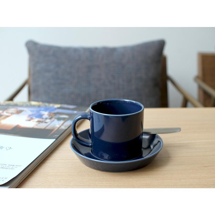 Common コーヒーC&S 180ml カップ ソーサー セット 西海陶器 SAIKAI WH GY YE NV RD GR|3244p|16