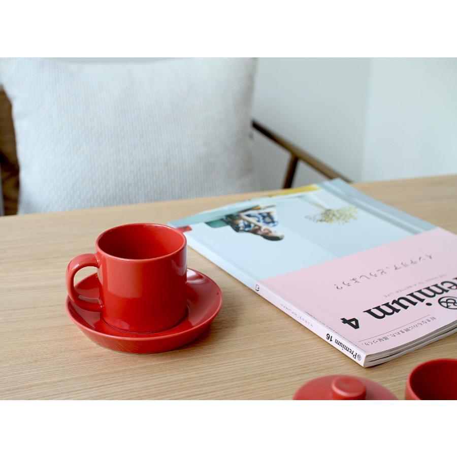 Common コーヒーC&S 180ml カップ ソーサー セット 西海陶器 SAIKAI WH GY YE NV RD GR|3244p|19