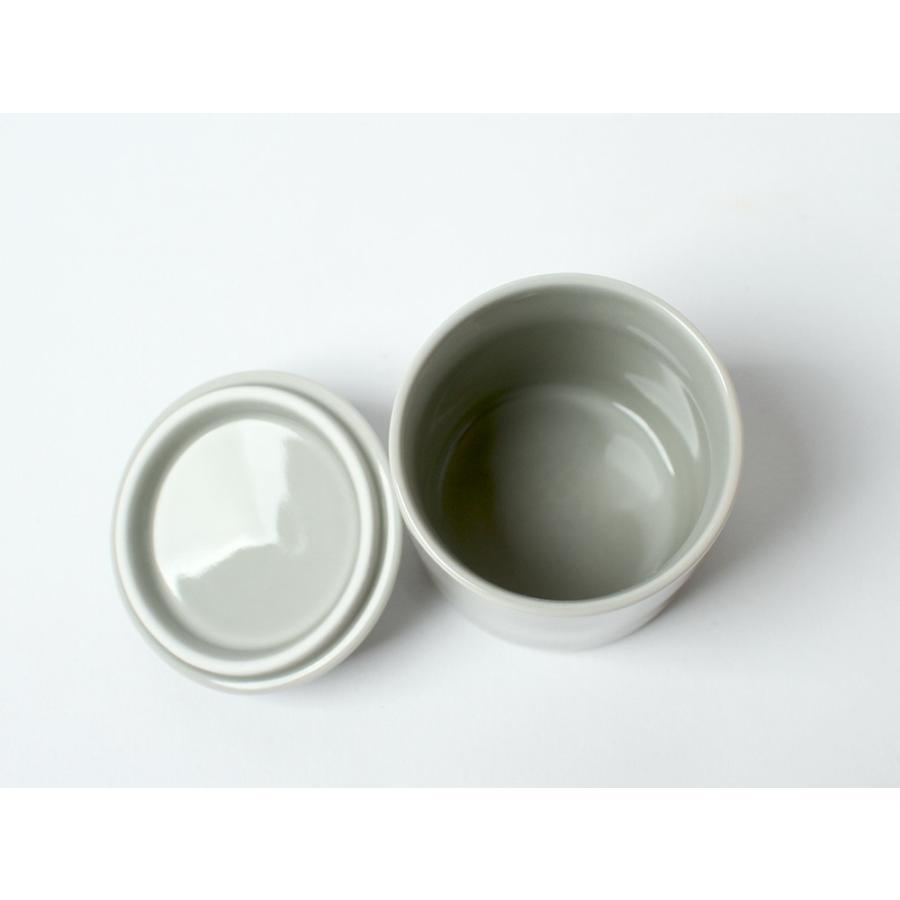 Common シュガーポット 100ml 砂糖入れ 西海陶器 SAIKAI WH GY YE NV RD GR|3244p|05