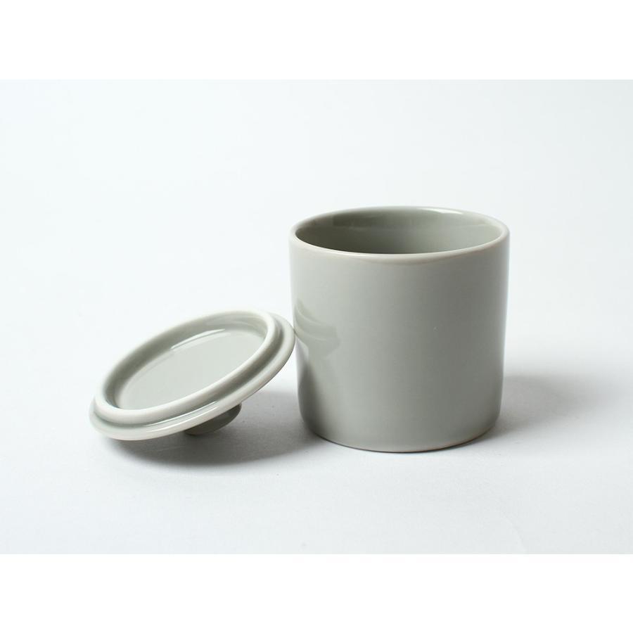 Common シュガーポット 100ml 砂糖入れ 西海陶器 SAIKAI WH GY YE NV RD GR|3244p|06