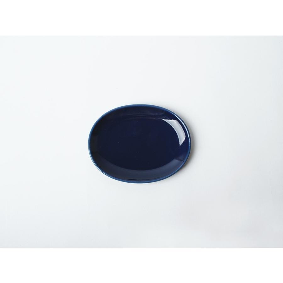 Common オーバルプレート 150mm 西海陶器 SAIKAI WH GY YE NV RD GR|3244p|19