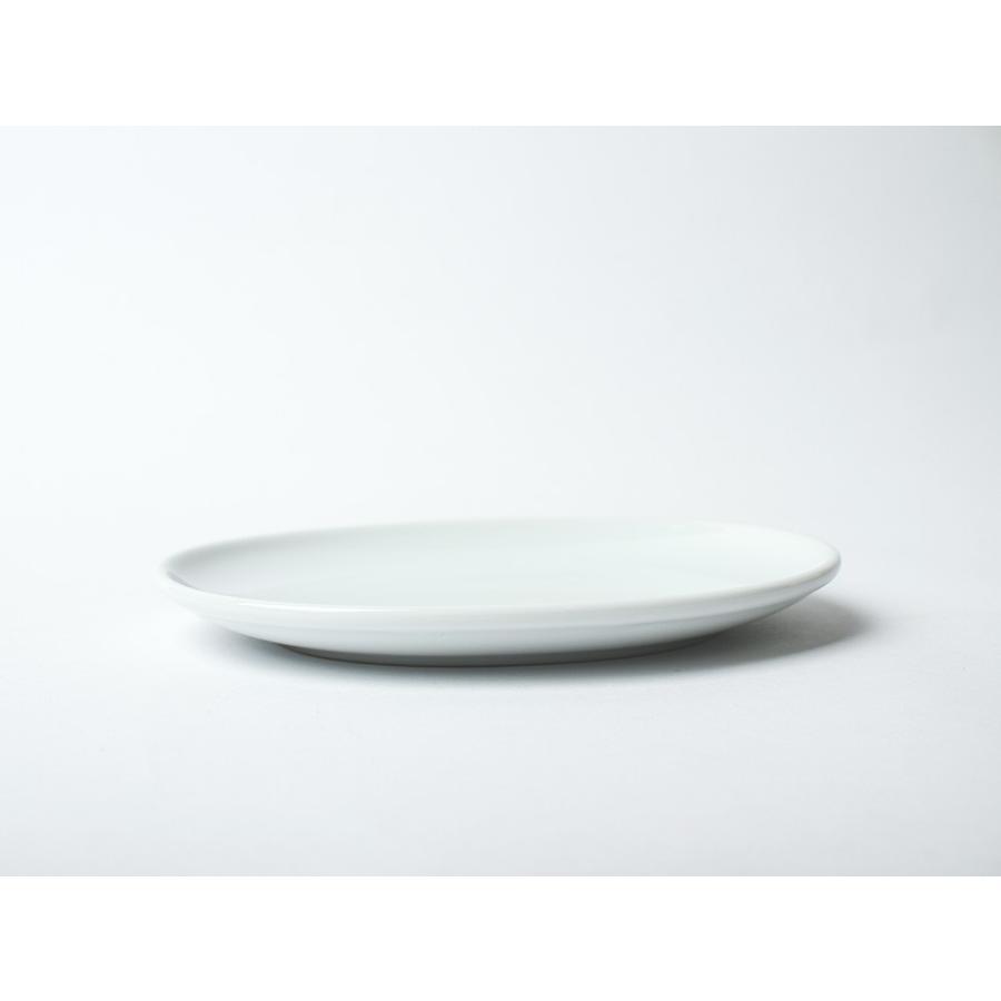 Common オーバルプレート 150mm 西海陶器 SAIKAI WH GY YE NV RD GR|3244p|10
