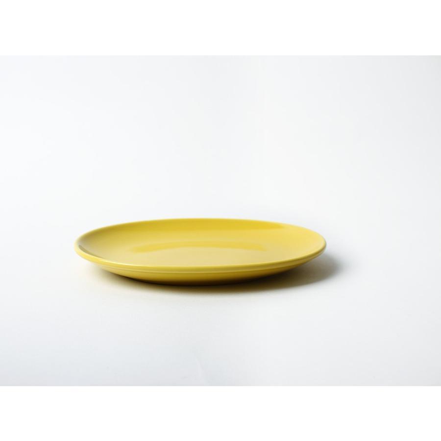 Common オーバルプレート 190mm 西海陶器 SAIKAI WH GY YE NV RD GR 3244p 08