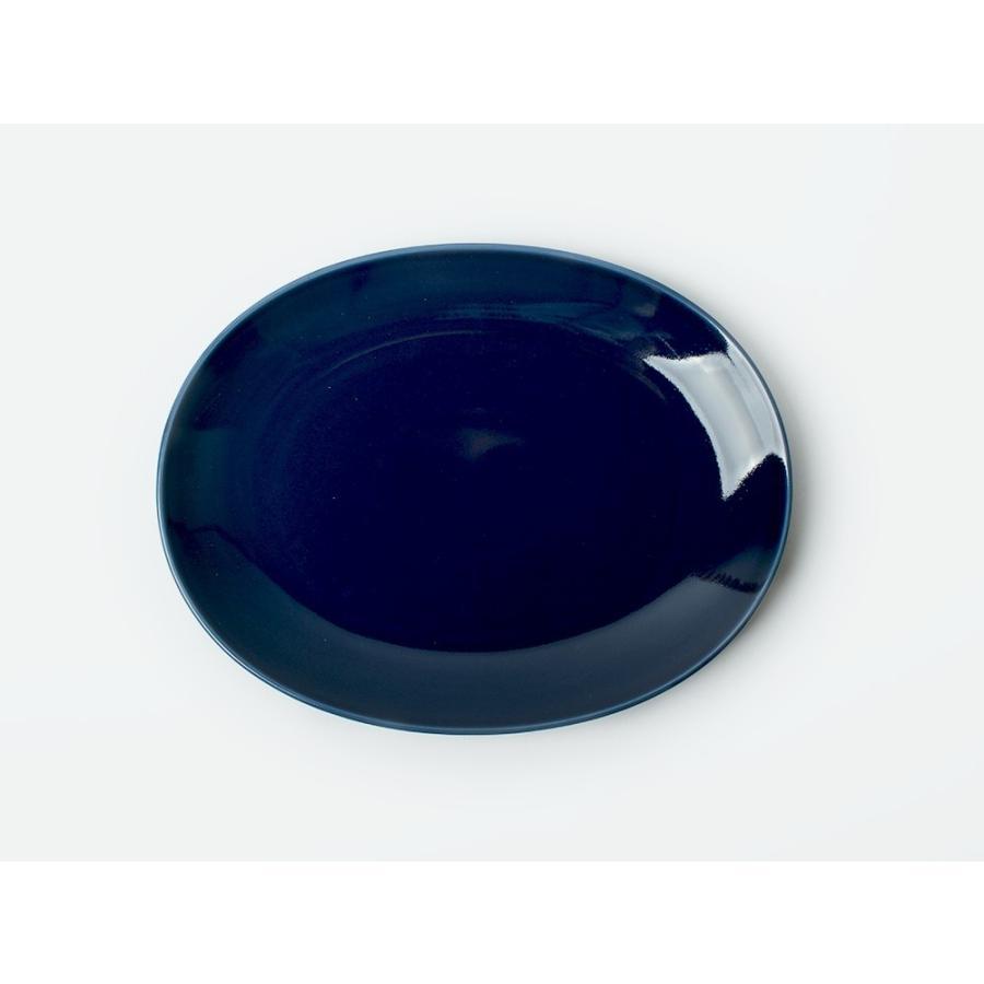 Common オーバルプレート 270mm 西海陶器 SAIKAI WH GY YE NV RD GR|3244p|11