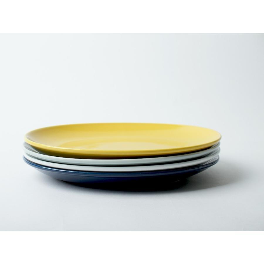 Common オーバルプレート 270mm 西海陶器 SAIKAI WH GY YE NV RD GR|3244p|16