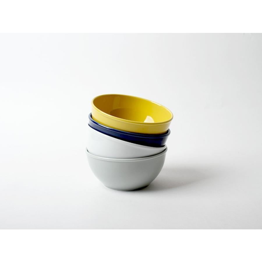 Common ボウル φ120mm 西海陶器 SAIKAI WH GY YE NV RD GR 3244p 09