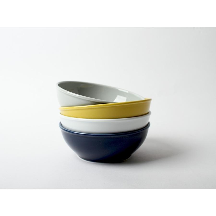 Common ボウル φ150mm 西海陶器 SAIKAI WH GY YE NV RD GR|3244p|13