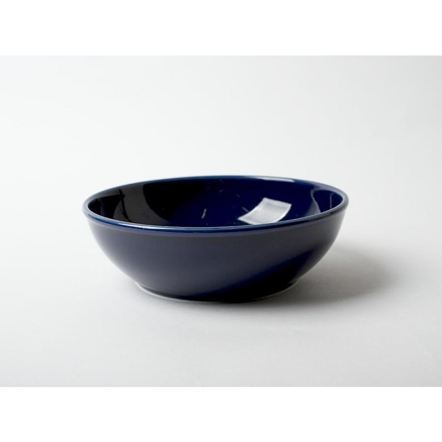 Common ボウル φ180mm 西海陶器 SAIKAI WH GY YE NV RD GR|3244p|12