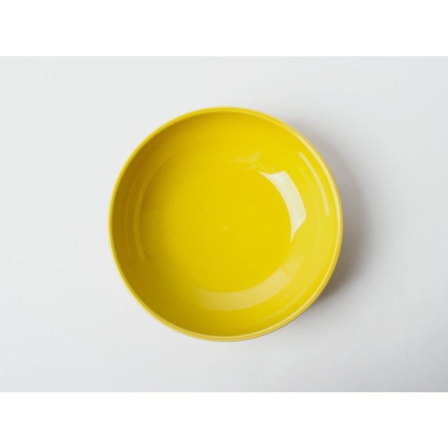 Common ボウル φ180mm 西海陶器 SAIKAI WH GY YE NV RD GR|3244p|18