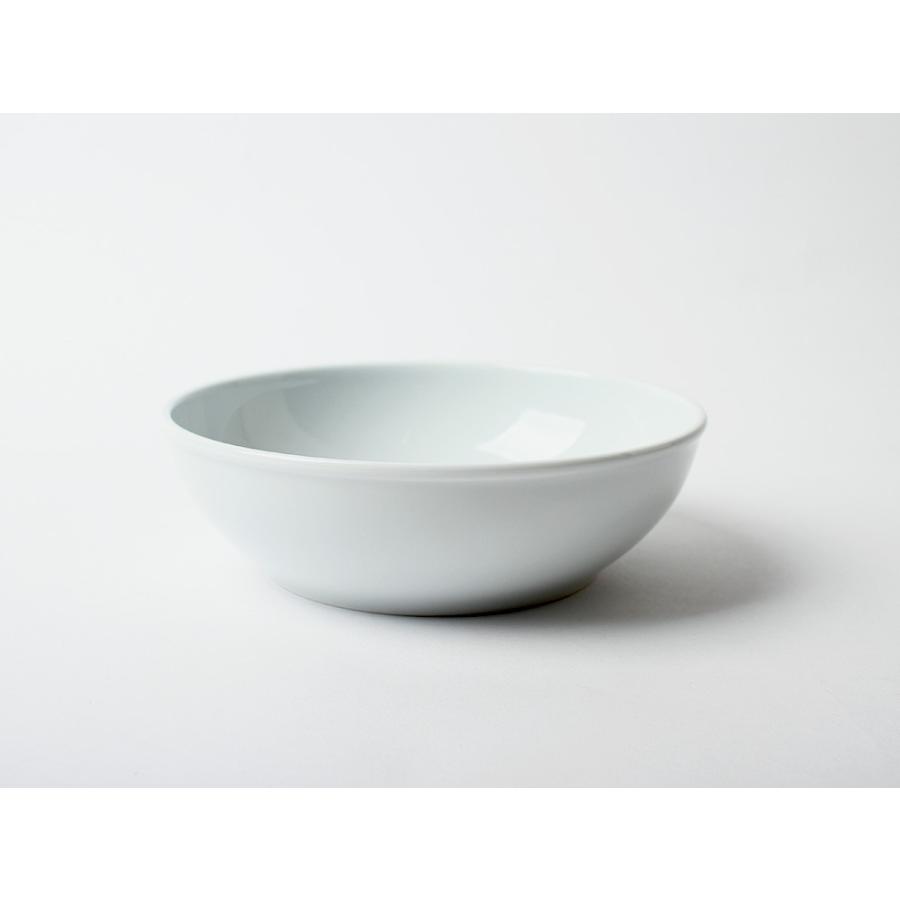 Common ボウル φ180mm 西海陶器 SAIKAI WH GY YE NV RD GR|3244p|09