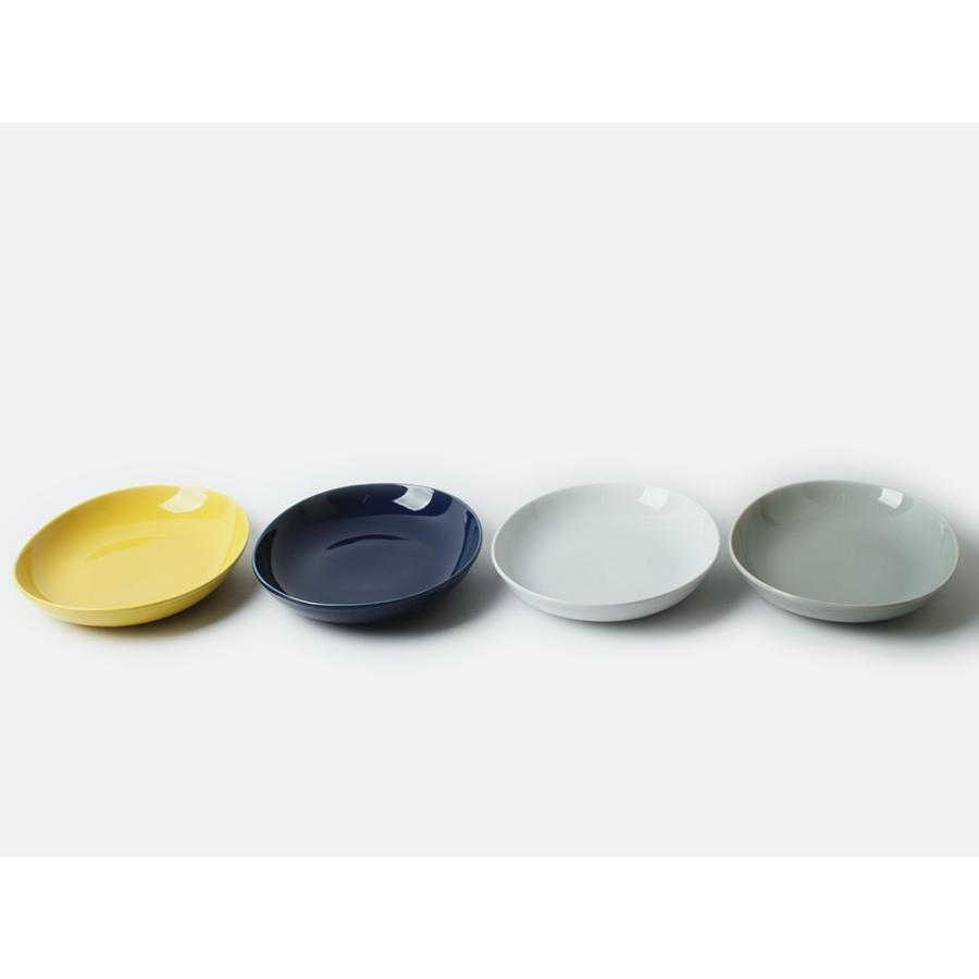 Common オーバルボウル 270mm 西海陶器 SAIKAI WH GY YE NV RD GR|3244p|08