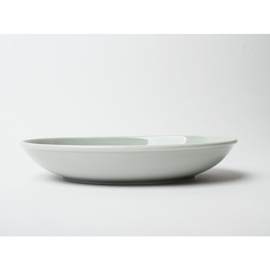 Common オーバルボウル 270mm 西海陶器 SAIKAI WH GY YE NV RD GR|3244p|10