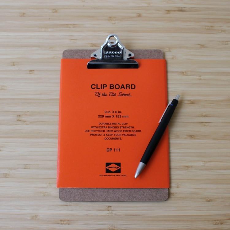 Penco Clipboard O/S - A5 (ペンコ クリップボード O/S A5) ハイタイド HIGHTIDE DP111 ステーショナリー バインダー 3244p
