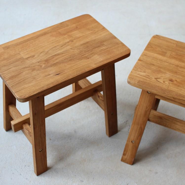 ダイニングテーブルセット 4点 4人 ダイニングセット オーク テーブル W1200 スツール2脚 ベンチ1台 MTS-086、MTS-089、MTS-090|3244p|18