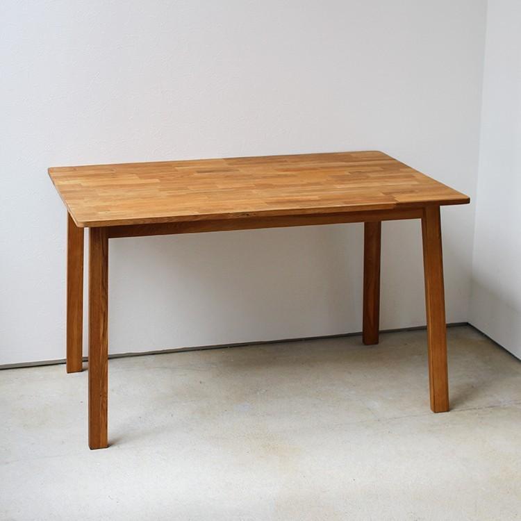 ダイニングテーブルセット 4点 4人 ダイニングセット オーク テーブル W1200 スツール2脚 ベンチ1台 MTS-086、MTS-089、MTS-090|3244p|08