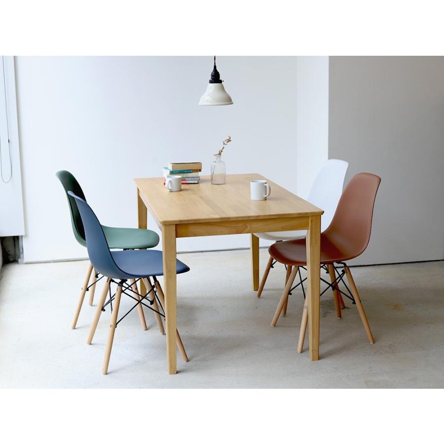 イームズチェア シェルチェア 2脚セット 椅子 イス DSW eames ダイニングチェア リプロダクト デザイナーズ家具 ジェネリック 木脚 MTS-032(NA)|3244p|12
