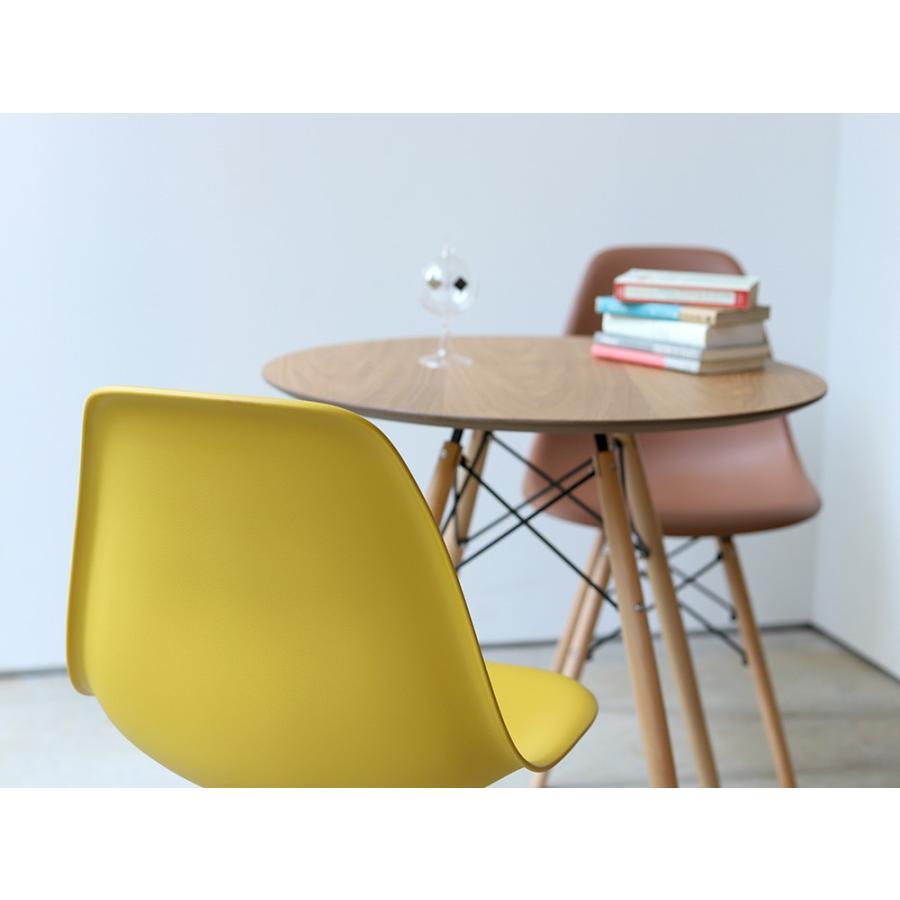 イームズチェア シェルチェア 2脚セット 椅子 イス DSW eames ダイニングチェア リプロダクト デザイナーズ家具 ジェネリック 木脚 MTS-032(NA)|3244p|17