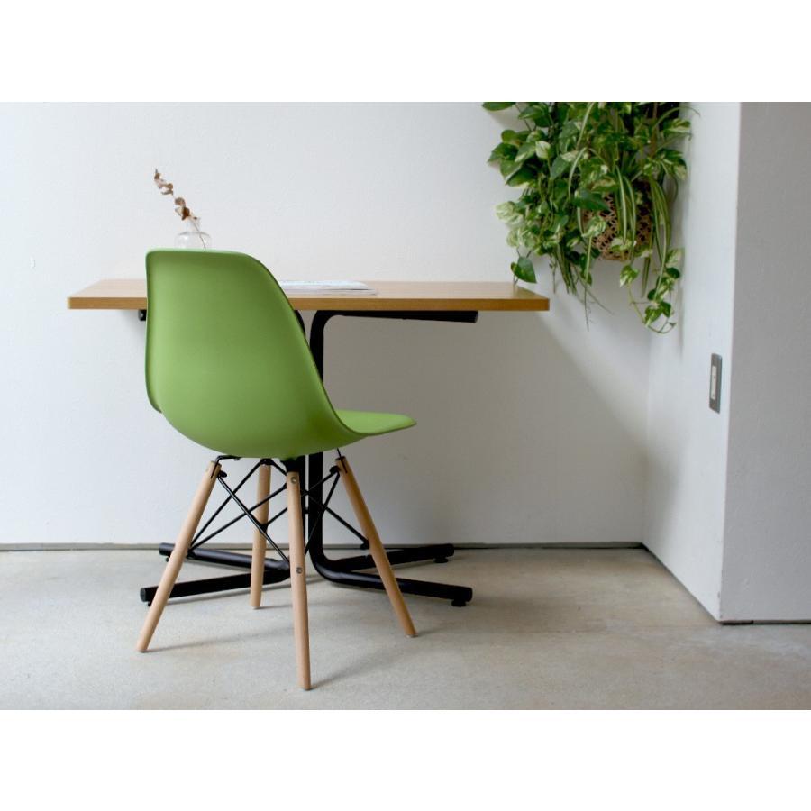 イームズチェア シェルチェア 2脚セット 椅子 イス DSW eames ダイニングチェア リプロダクト デザイナーズ家具 ジェネリック 木脚 MTS-032(NA)|3244p|19