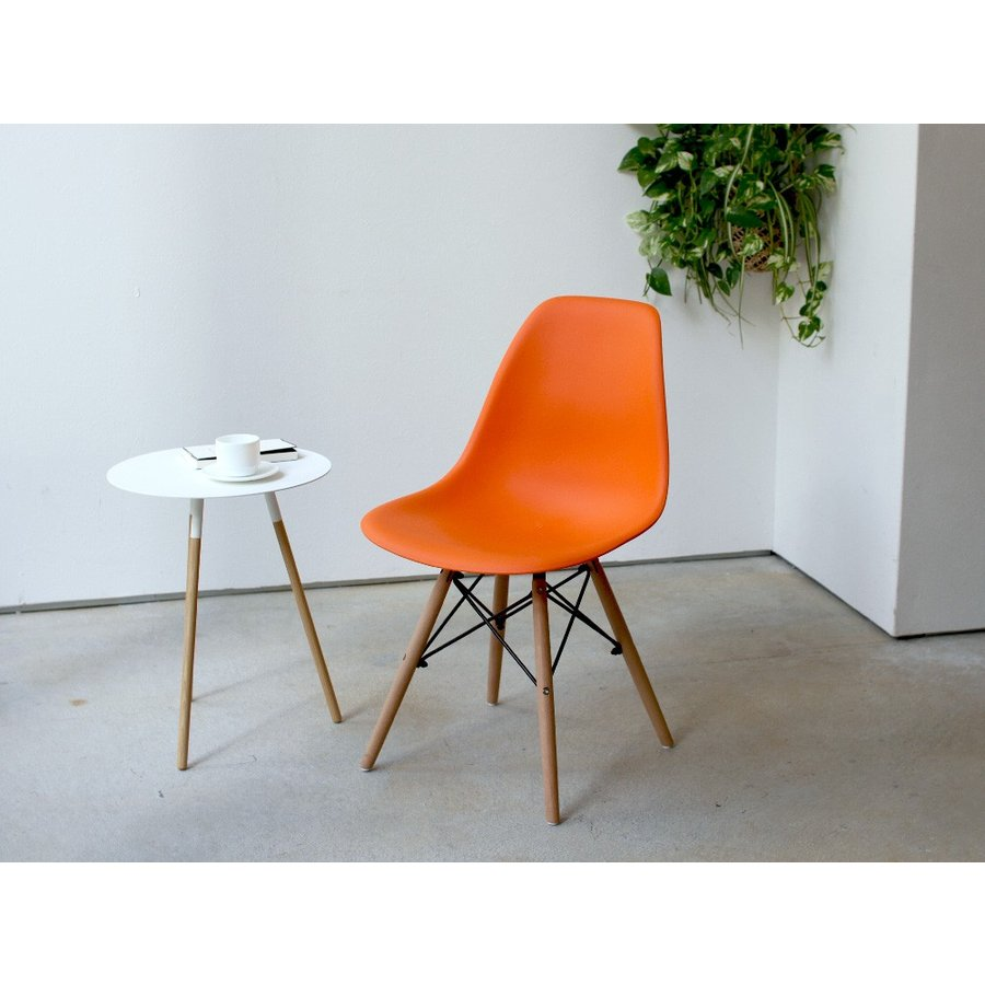 イームズチェア シェルチェア 2脚セット 椅子 イス DSW eames ダイニングチェア リプロダクト デザイナーズ家具 ジェネリック 木脚 MTS-032(NA)|3244p|21