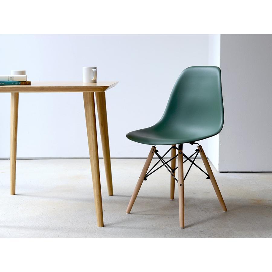 イームズチェア シェルチェア 2脚セット 椅子 イス DSW eames ダイニングチェア リプロダクト デザイナーズ家具 ジェネリック 木脚 MTS-032(NA)|3244p|05