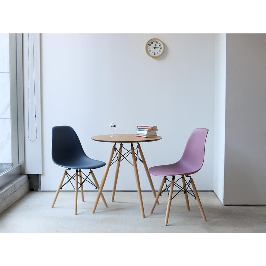 イームズチェア シェルチェア 2脚セット 椅子 イス DSW eames ダイニングチェア リプロダクト デザイナーズ家具 ジェネリック 木脚 MTS-032(NA)|3244p|07