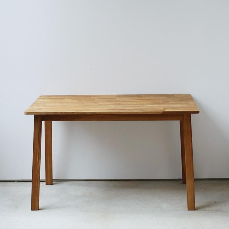 ダイニングテーブルセット 5点 4人 ダイニングセット オーク テーブル W1200 チェア 4脚セット MTS-086、MTS-092|3244p|05