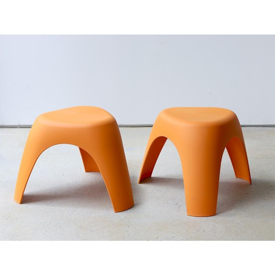 エレファントスツール 2脚セット elephant stool WH BK RD OR リプロダクト ジェネリック 柳宗理 デザイナーズ MTS-138 3244p 14