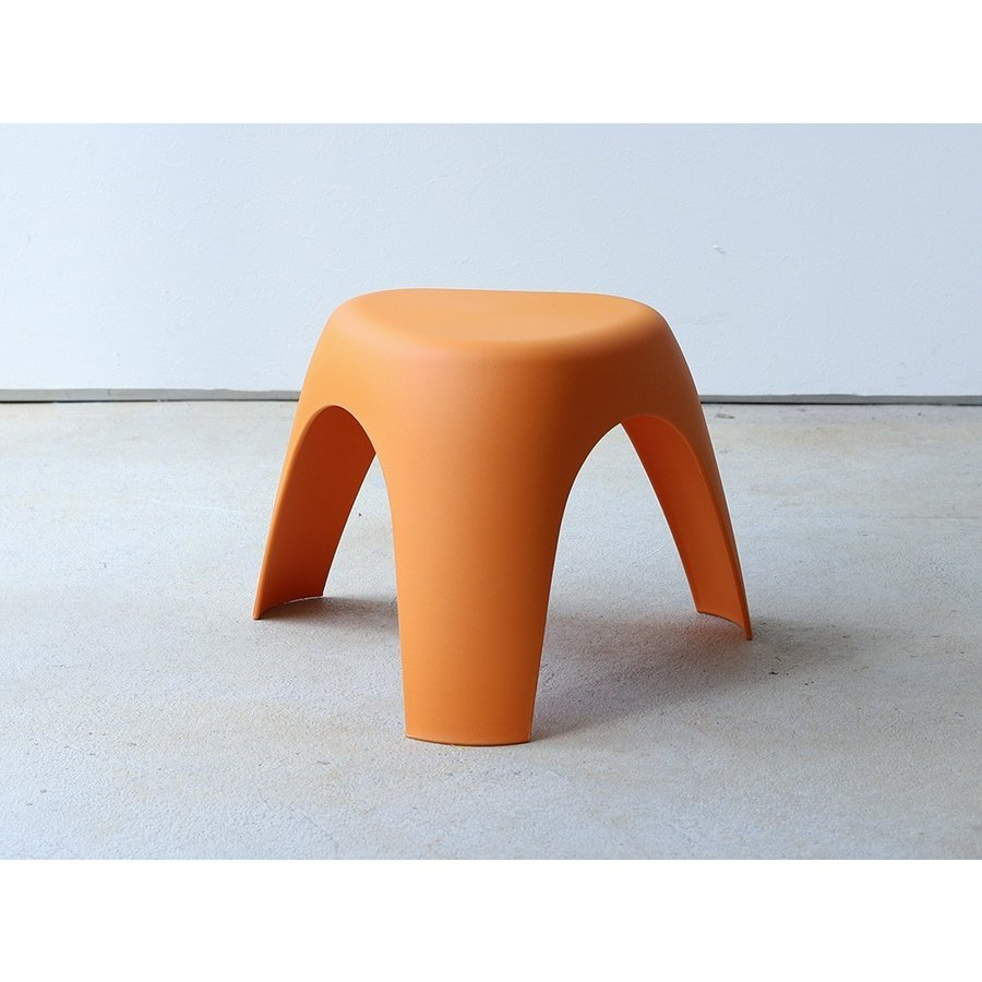 エレファントスツール 2脚セット elephant stool WH BK RD OR リプロダクト ジェネリック 柳宗理 デザイナーズ MTS-138 3244p 07