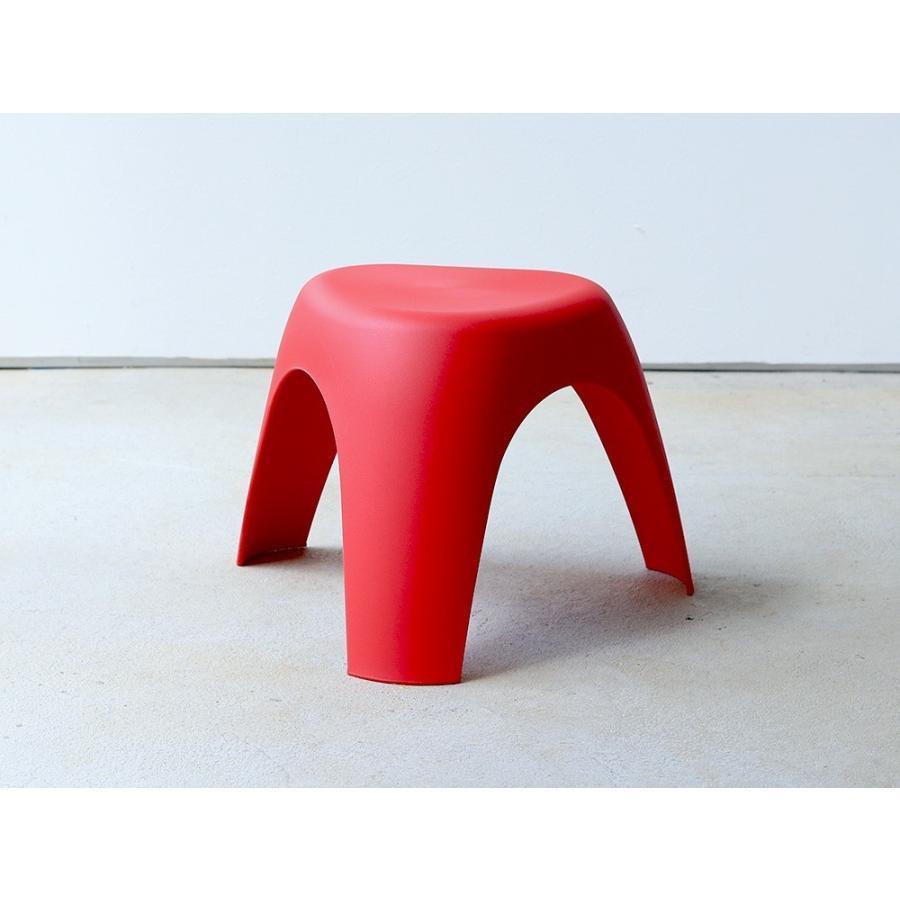 エレファントスツール 2脚セット elephant stool WH BK RD OR リプロダクト ジェネリック 柳宗理 デザイナーズ MTS-138 3244p 08