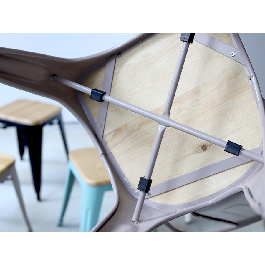 マリーンチェア 2脚セット マリンチェア Aチェア 椅子 イス リプロダクト グザビエ・ポシャール BK VA PG BE MTS-144|3244p|12