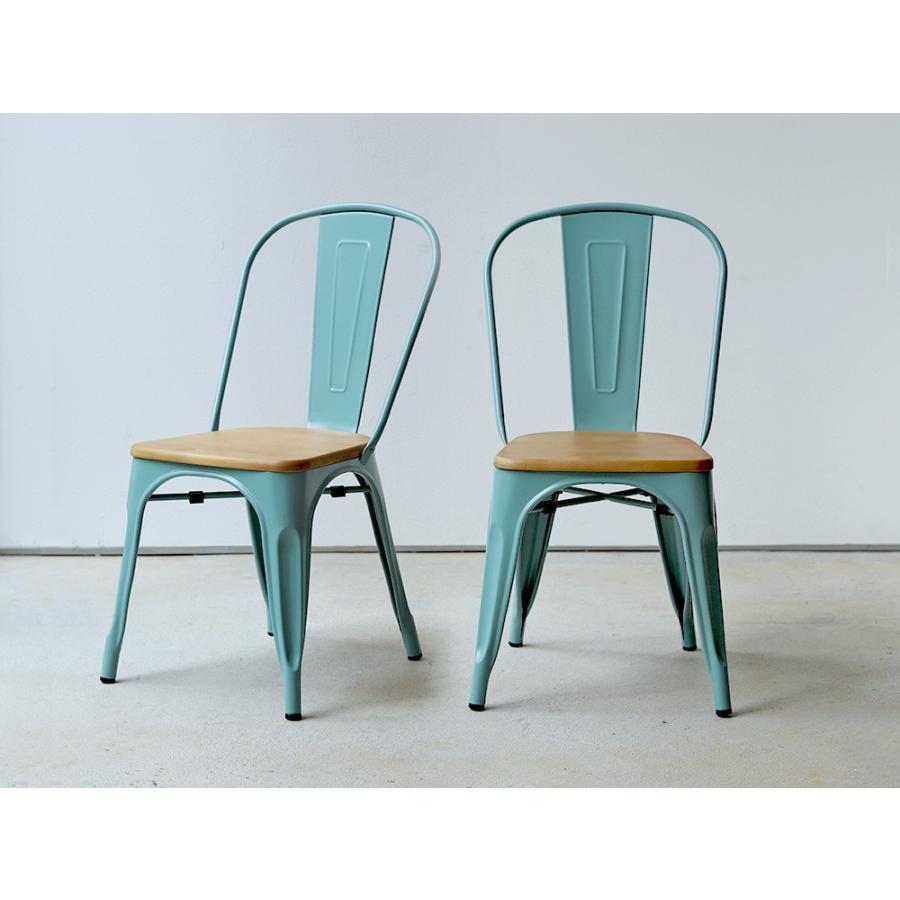 マリーンチェア 2脚セット マリンチェア Aチェア 椅子 イス リプロダクト グザビエ・ポシャール BK VA PG BE MTS-144|3244p|15