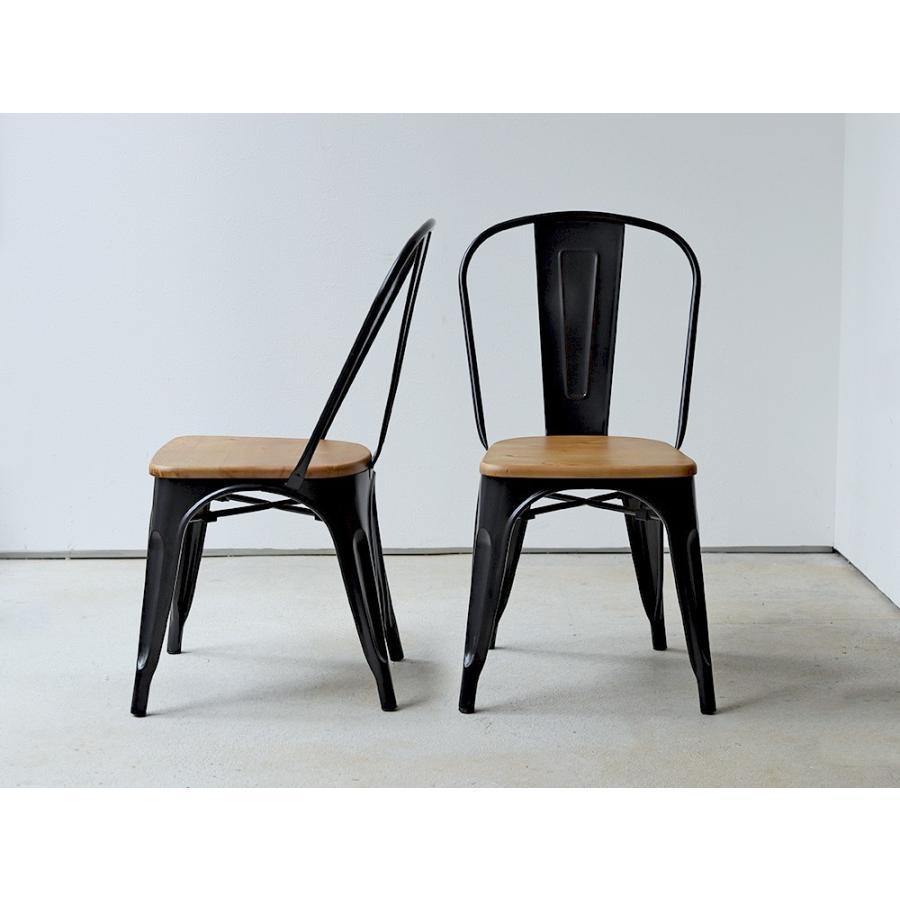 マリーンチェア 2脚セット マリンチェア Aチェア 椅子 イス リプロダクト グザビエ・ポシャール BK VA PG BE MTS-144|3244p|21