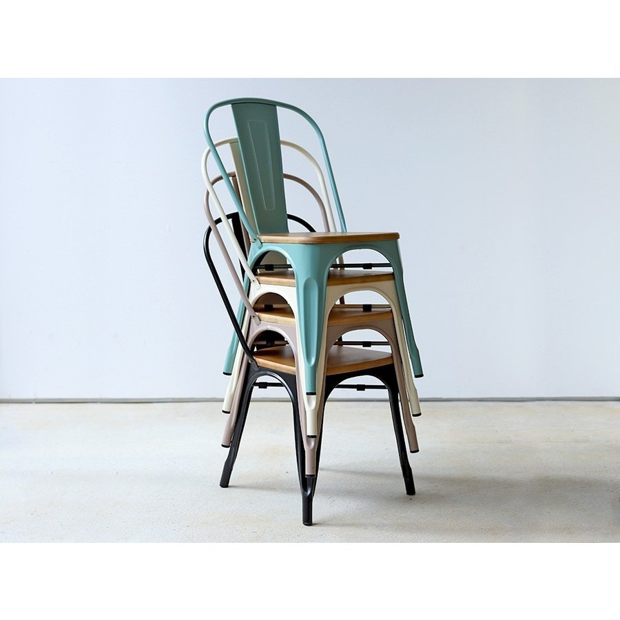 マリーンチェア 2脚セット マリンチェア Aチェア 椅子 イス リプロダクト グザビエ・ポシャール BK VA PG BE MTS-144|3244p|04