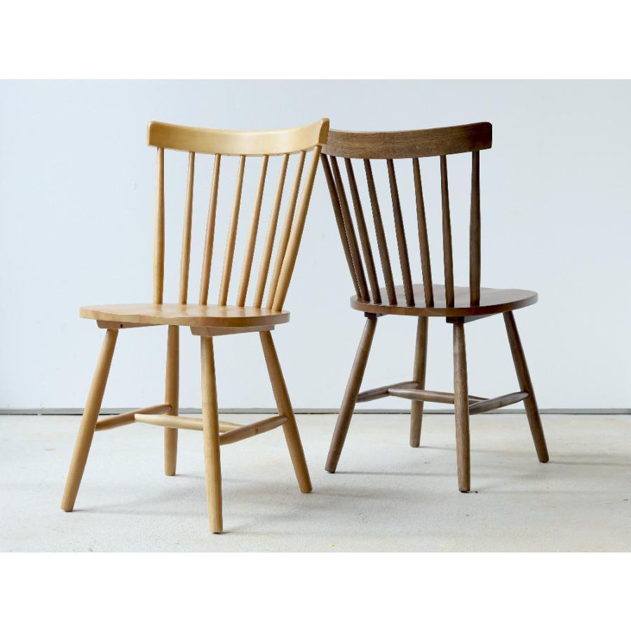 ダイニングテーブルセット 5点 4人 ダイニングセット ラバーウッド テーブル ファンバックチェア 4脚 MTS-060 MTS-152 ナチュラル ウォールナット|3244p|13