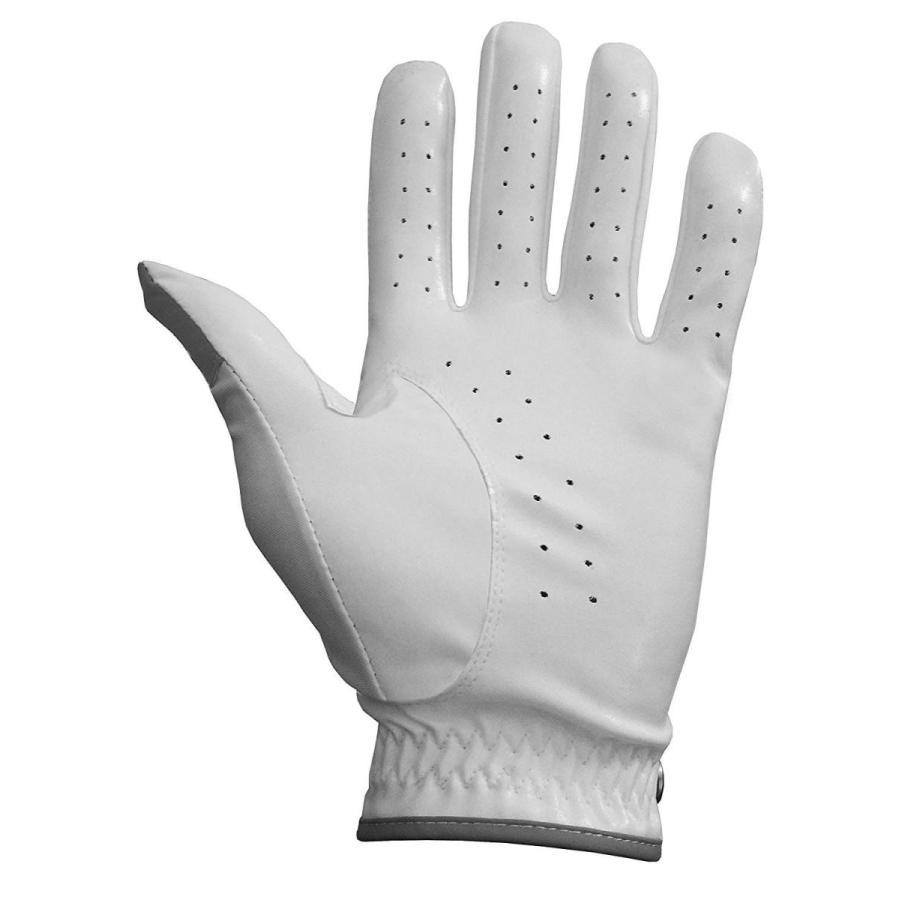 買得 CaddyDaddy Golf Golf Talonグローブ、Cadetミディアム/ラージ、ホワイト CaddyDaddy、左手, ギャラリー華藍:cf00c878 --- airmodconsu.dominiotemporario.com