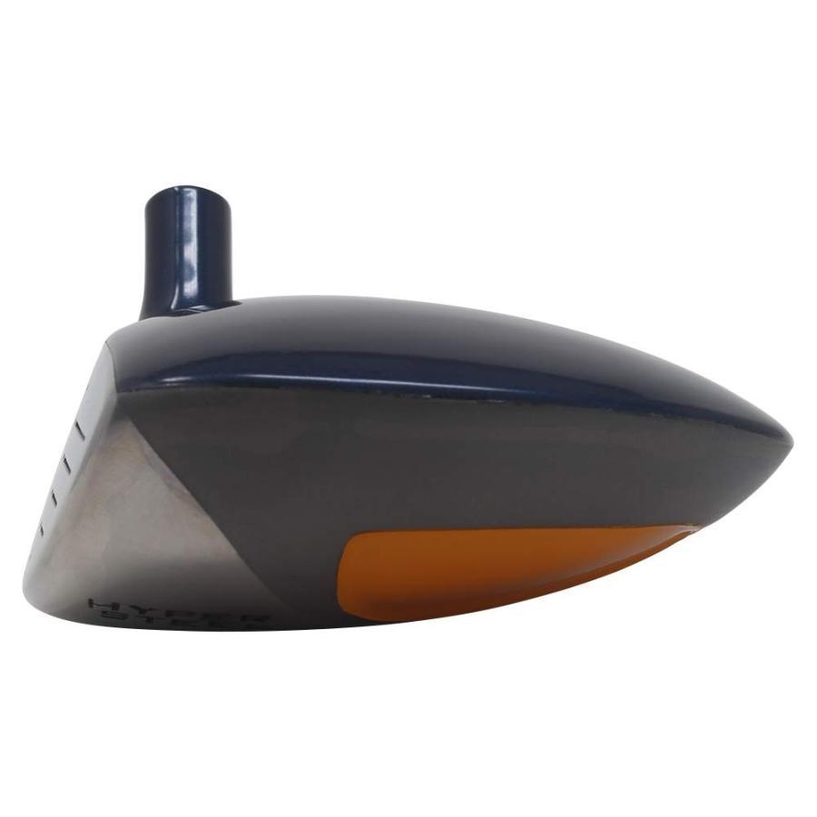 シニアメンズSV3-3ウッドゴルフクラブ、シニアフレックス(男性用シニアサイズブラックプロベルベットグリップ付き)