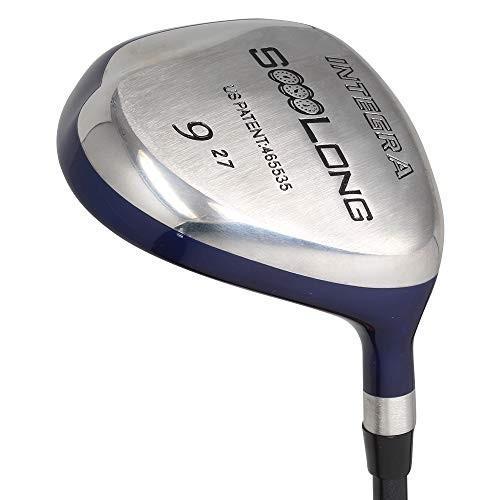 使い勝手の良い メンズインテグラSoooLong 9ウッドゴルフクラブ、右利き用スティフフレックス, 北村:c8a38303 --- airmodconsu.dominiotemporario.com