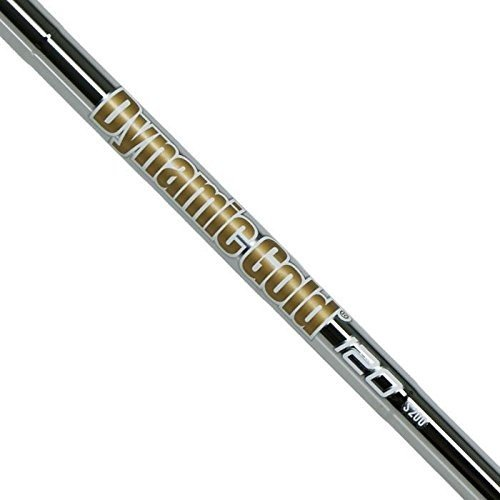 【レビューを書けば送料当店負担】 True Temper Dynamic Temper Gold Dynamic 120アイアンスチールシャフトセット(フレックスと数量を選択) - True .355