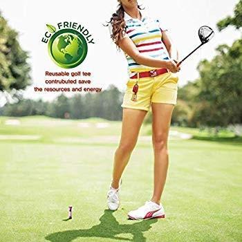 KOVISS Pro Spring Golf Tee 3