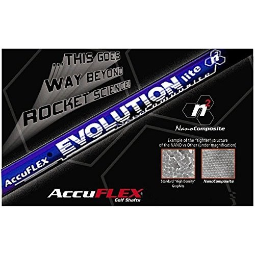 Accuflex EVOLUTION LITE 60 Gram NANO Long Drive Shaft 46