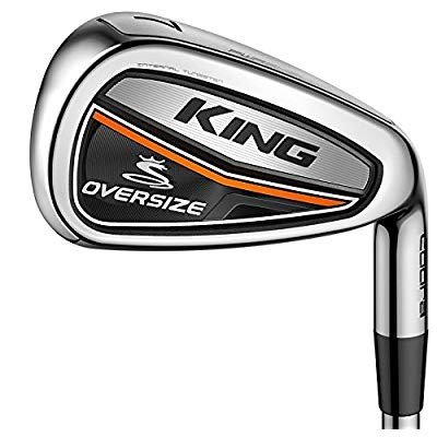 Cobra Golf- King Oversize Irons Regular Flex 6-PW/GW